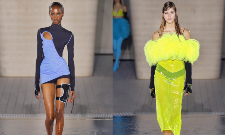David koma, LFW, ss22, fashion